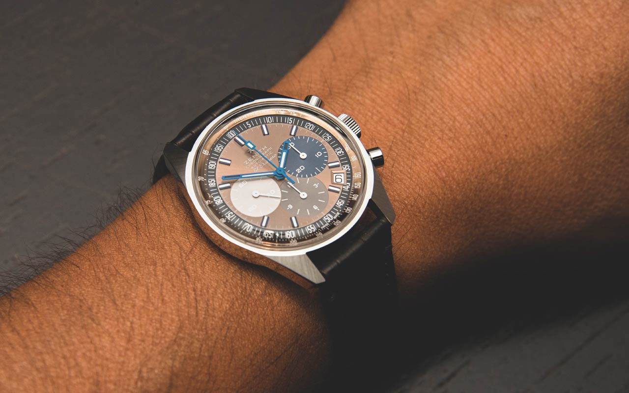Zenith crea pieza para el Fine Watch Club