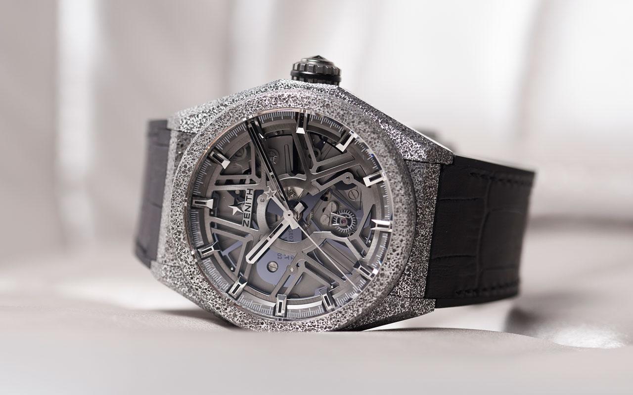 Defy Lab, Zenith revoluciona la relojería