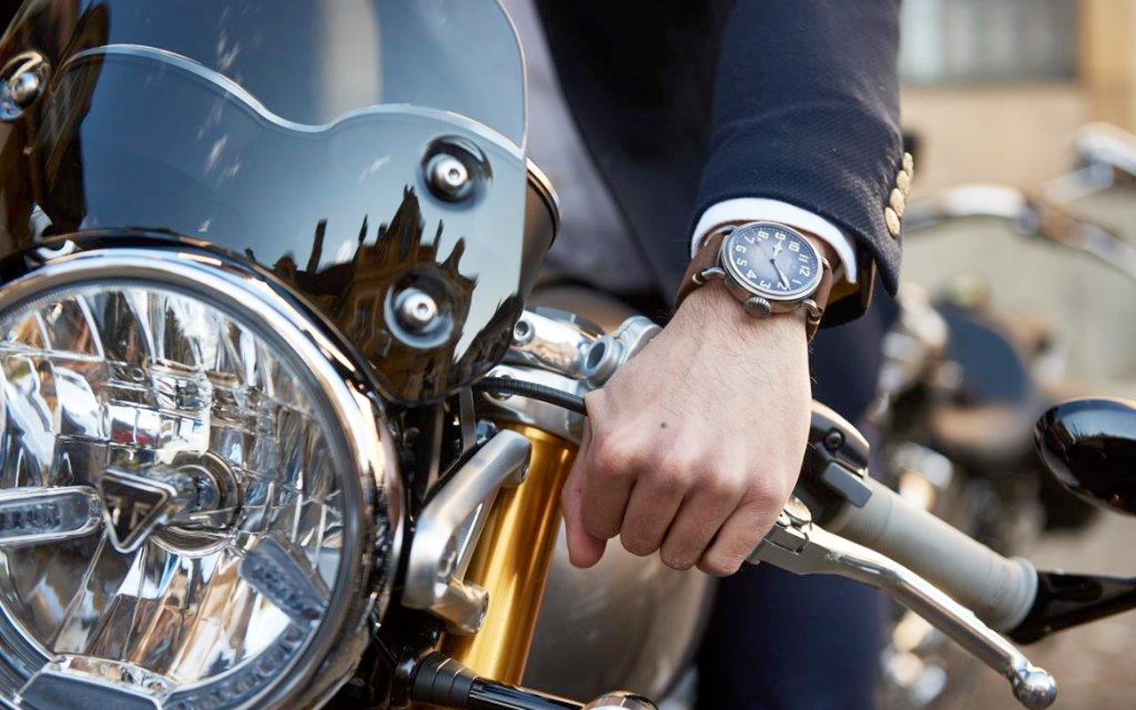 Zenith rompe récord en la Distinguished Gentleman's Ride 2017