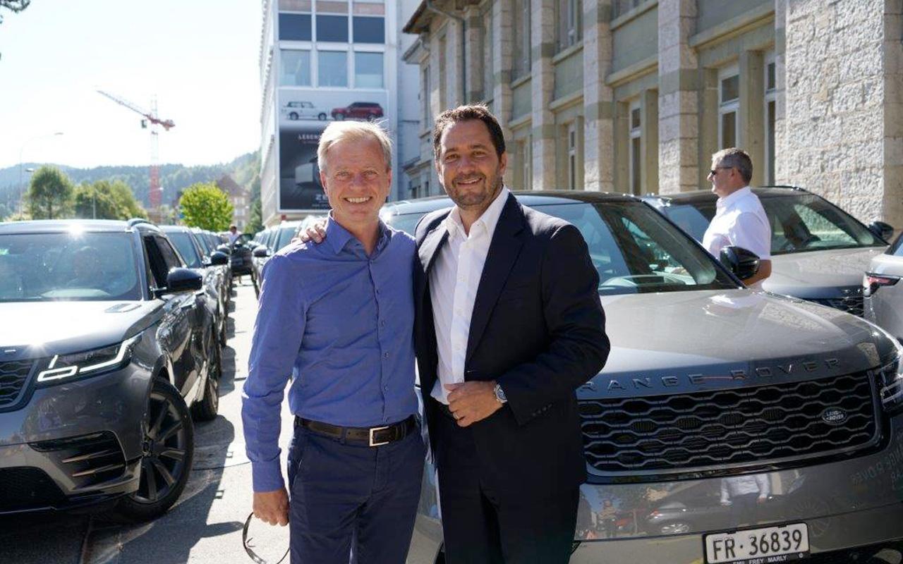 Zenith y Land Rover fortalecen su relación creativa